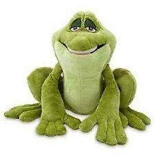 "Princess and the Frog 12"" Soft Plush Stuffed Prince Naveen as Frog Toy"