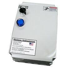 Elimia ACMS 30-40-230LC 7.5 HP 1 PH 230V Air Compressor Motor Starter Nema 4X
