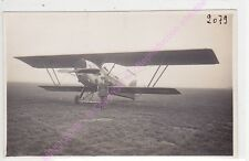 RPPC AVIATION PLANE AVION PHOTO ANDRE ALIBERT LE BOURGET n2079