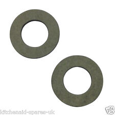 Kitchenaid Artisan & Pro Bowl Lift Mixer, Fibre Washers W10323378. (2 Pack)