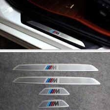 Door sill scuff plate Trim M For BMW  F30 3 Series sedan 2013 2014 2015 2016