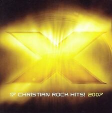 X 2007: 17 Christian Rock Hits 2006 by X 2007 . EXLIBRARY *NO CASE DISC ONLY*
