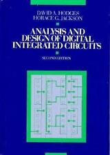 Analysis and Design of Digital Integrated Circuits