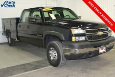 Chevrolet: Silverado 2500 Work Truck