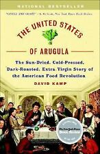 NEW United States of Arugula : The Sun Dried, Cold Pressed, Dark Roasted, Extra