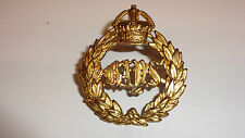 British Army Military Cap Badge - The Queen's Bays 2nd Dragoon Guards Type 2