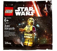 LEGO 5002948 Star Wars The Force despierta C-3PO LEGO Sellado Bolsa De Polietileno
