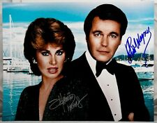 HART TO HART In-person Signed Photo by WAGNER & POWERS - ** CYBER MONDAY SPECIAL