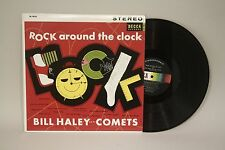 """Bill Haley and His Comets- Rock Around the Clock- 12"""" Vinyl LP- DL 78225- B202"""