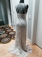 NEW REEM ACRA Sunset Boulevard Wedding Gown Size 6 $5,400