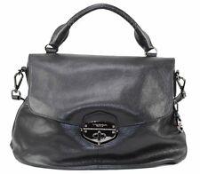 Tosca Blu Damen Handtasche Black Schultertasche Bag Umhängetasche Designer Neu
