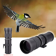 420-800mm f/8.3-16 Telephoto Zoom Lens for Canon 600D 700D 650D 750D 550D 1200D