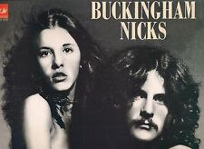 "LINDSAY BUCKINGHAM STEVIE NICKS ""BUCKINGHAM NICKS"" LP ANTHEM RECORDS AUSTRALIA"