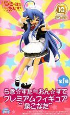 Konata Izumi Premium Figure anime Lucky Star SEGA
