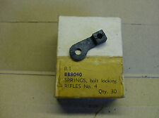 lee enfield no4  spring bolt locking,un issued