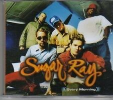 (CK874) Sugar Ray, Every Morning - 1999 CD