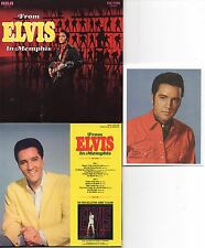 CD Elvis PRESLEY From Elvis in Memphis (1969) - Mini LP REPLICA - 16-track photo