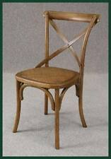 BENTWOOD KITCHEN CHAIR DINING CHAIR WITH A RATTAN SEAT IN ELM GAINSBOROUGH CHAIR