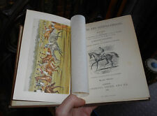 Horse Racing & Steeple-Chasing (Badminton Library of Sports) Hurdle Racing 1887