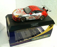 qq C 2731 SCALEXTRIC UK PORSCHE 911 GT 3R FLYING EIDECHSE Nicht 44 - -