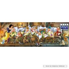 1000 pcs jigsaw puzzle: Disney - Snow White and the Seven Dwarfs (Panorama)