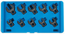 LASER 4757 Crowfoot Spanner Set 10pc 3/8 Dr 10-19mm