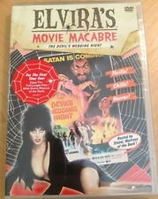 Elvira's Movie Macabre DVD The Devil's Wedding Night 1973 Italian Sexploitation