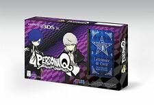 Nintendo 3DS XL Persona Q Limited Edition Bundle - BLUE [N3DS XL Console] NEW
