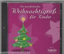 CD - Hörspiel-Weihnachten- Ein musikalischer Weihnachtsgruß für Kinder
