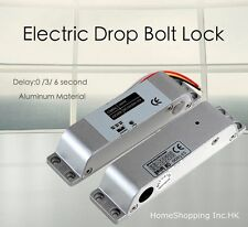 High Quality DC12V Fail Safe Electric Drop Bolt Lock for Door Access Control Use