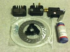 "MCP Brake Kit for 1 1/4"" Axle Go Kart Mower Drift Trike QRC With Mini Lite Rotor"