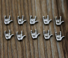 a+  10pcs wholesale lot Floating Charms for Glass Memory Locket necklace e53
