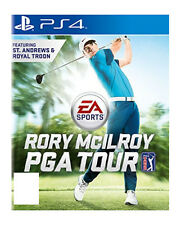 Rory McIlroy PGA Tour (Sony PlayStation 4, 2015)CHEAP PRICE FREE POSTAGE