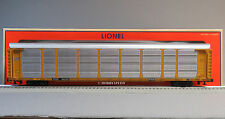 LIONEL SCALE CNW 89' AUTO RACK CAR o gauge train carrier providence 6-82502 NEW