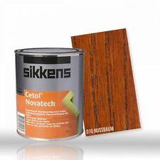 Sikkens Cetol Novatech nussbaum 1l - Holzschutz Lasur Holzlasur