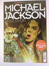 MICHAEL JACKSON CLASSIC POP MAGAZINE SPECIAL EDITION 2016 (132 PAGES)