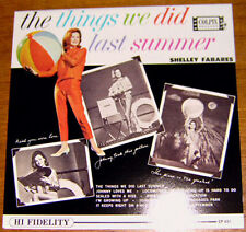 SHELLEY FABARES - Things we did last Summer! LP