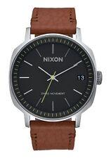 **BRAND NEW** NIXON WATCH THE REGENT II BLACK A973000 NEW IN BOX!