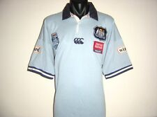 NSW STATE OF ORIGIN 2002-2003 NRL CANTEBURY VINTAGE NRL RUGBY SHIRT JERSEY LARGE