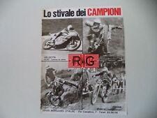advertising Pubblicità 1976 RG e OSSA MAR 350 TRIAL/TOSCO/GRITTI/BRISSONI/PILERI