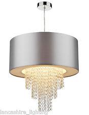 LOPEZ non elettrici per ombreggiare FINITURA ARGENTATA RAD lighting-lop6532