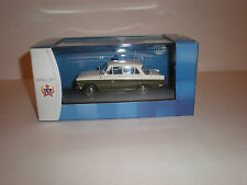 1/43 1968 Moskwitch 408 Volkspolizei German police Made by Cars & Co