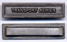 AGRAFE DECORATION - BARRETTE - Modele Ordonnance - TRANSPORT AERIEN