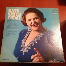 Kate smith today-lp-rca victor-lpm 3670-mono dynagroove
