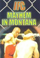 IFC Fighting Championships-Mayhem in Montana, New DVD, A variety of fighters,