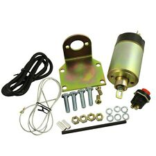New 50lb solenoid shaved door kit popper Kit hot rod rat rod complete