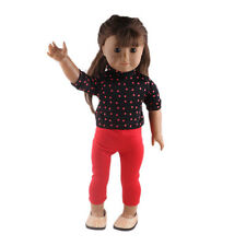 unique  gift clothes set for  18inch American girl  doll party n350