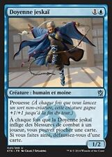 MTG Magic KTK - (4x) Jeskai Elder/Doyenne jeskaï, French/VF