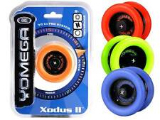 XODUS II YOMEGA 1 YO YO AUTO RETURN SYSTEM TRICKS TOY NOVELTY GAME YO-YO YOYO
