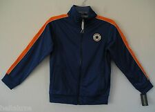 nwt~Converse CHUCK TAYLOR ALL STAR Poly JACKET Track sweat shirt Top~YOUTHS sz M